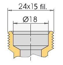 M24 x 1.5