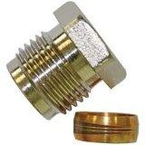 radiatorkoppeling Vasco vasco CU koppelingen voor ventielset 1/2M x 15mm _