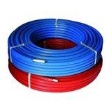 Henco Buis 16/2  Standard (100 m)  met BLAUWE ISOLATIE mantel 6 mm_