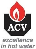 ACV Glass ST 150 S Boiler 2400 Watt (Droge Weerstand)_