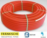 Begetube Alpex DUO Buis 16/2 mm (Rol 25 m Rood) - 800171050_