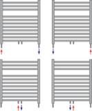 Radson Flores H1807 B500 (830 Watt) met Middenaansluiting_