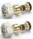 Begetube M24 x 16/2 mm Alpex Klemkoppeling (2 stuks) - 500570118_