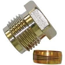 radiatorkoppeling Vasco vasco CU koppelingen voor ventielset 1/2M x 15mm