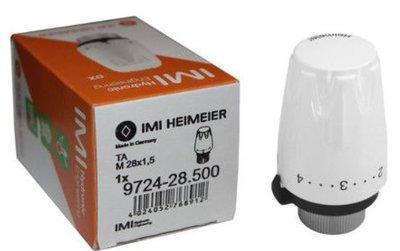 Heimeier Vervang Thermostaatkop TA - M28 x 1,5