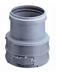 BH Koppelstuk PP Mof-Flex 80 mm