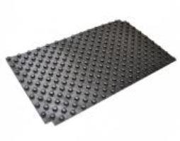 Begetube Noppenfolie SOLOTOP 140 x 80 cm (zonder isolatie) 600000001