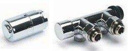 Begetube Ventielset Haaks Optima Design (Muuraansluiting 15) - 190810052+180410008+502570212