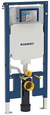Geberit Duofix WC Element Opbouw plaatsbesparend 8 Cm Diep  111796001