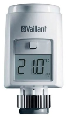 Vaillant ambiSENSE gemotoriseerde thermostaatknop