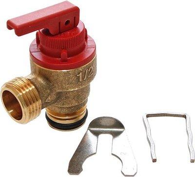 Bulex veiligheidsklep 3 bar voor condensatieketel