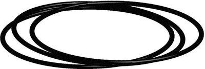 Dichtingset Honeywell Triplex filter FF60 (3 stuks)
