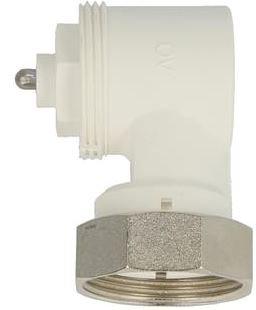 Oventrop haakse adaptor M30 x 1.5