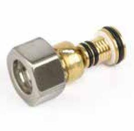 Begetube Klemkoppeling Alpex M24 x 16/2  Optima Design (inox)  503570118