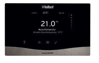 Vaillant SensoComfort Weersafhankelijke Regelaar VRC 720 F  DRAADLOOS