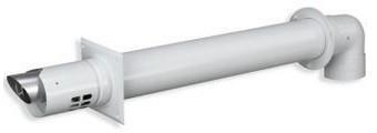 Vaillant Geveldoorvoer Set 80/125 mm Condensatie - 303209