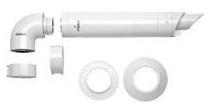 Vaillant Geveldoorvoer Set 60/100 mm Condensatie - 0020219517