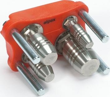 Begetube Kalibreerder Voor Alpex 14/16/20/26/32 mm
