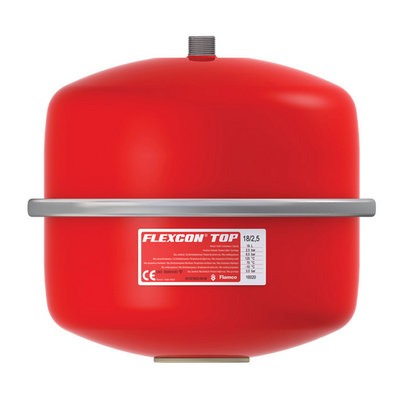 Flamco Flexcon 18 liter / 1 bar (Verwarming) - 26186