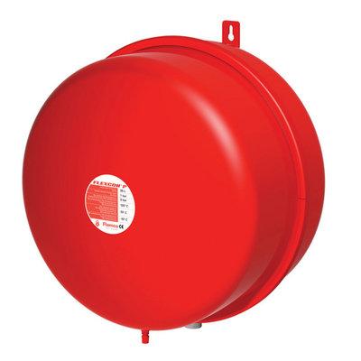 Flamco Flexcon P 35 liter / 1 bar (Verwarming)
