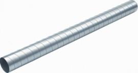 Spiralit Gegalvaniseerde Buis 125 mm - Lengte 3 m