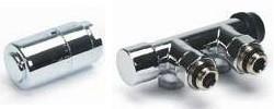 Begetube Ventielset Haaks Optima Design (Muuraansluiting 16/2) - 190810052+180410008+502570118
