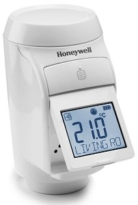 Honeywell HR92WE Voor Evohome Connected Systeem