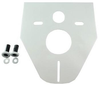Geluidsisolatiemat Voor Hang-WC (Universeel)