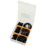Assortiment Rubber Pakking Olie/Water/Stoom (220 stuks)