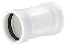 Wafix PP Steekmof 32 mm WIT