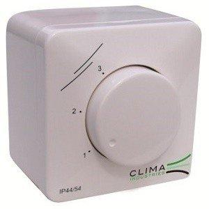 Clima 3-Standenschakelaar
