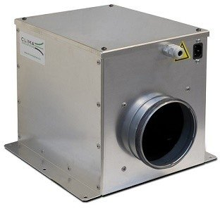 Clima Unit Clima 300 Xtract ECO (Systeem C)