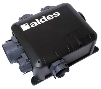 Clima Unit Compact Micro Watt SP - Aldes (Systeem C)