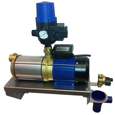 GEP DBS-3 Compleet Regenwatersysteem / RVS Binnenpomp