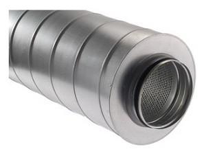 Vasco Spiralit Galva Geluidsdemper 180 mm