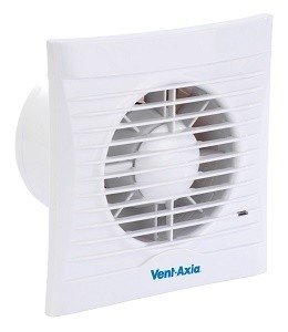 Ventilair Axiale Ventilator Silhouette 100B (100 mm)