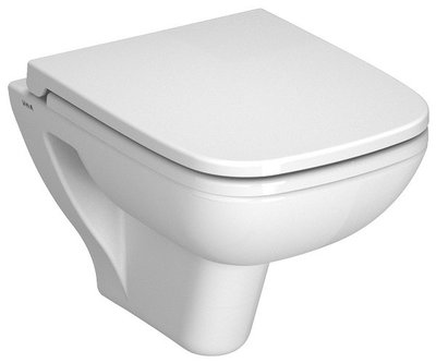 Vitra S20 Compact Hang-WC + Softclose Zitting