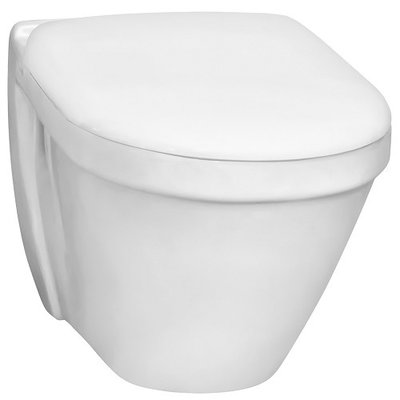 Vitra S50 Compact Hang-WC + Zitting
