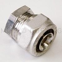 VSO Stop 20/2 mm Klemkoppeling