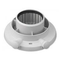 Vaillant Schouw Adapter 80/125 mm (PP) - 0020147469