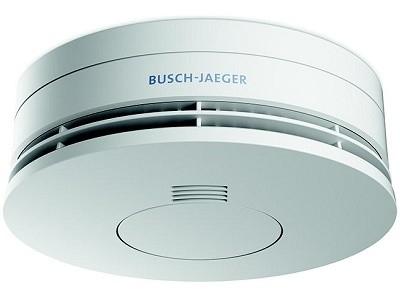 Busch Jaeger Rookmelder Optisch (Lithium) - 717001950