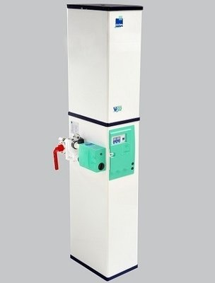 Durlem Vi50 BP Waterontharder Met Bypass  - 90000VILBP
