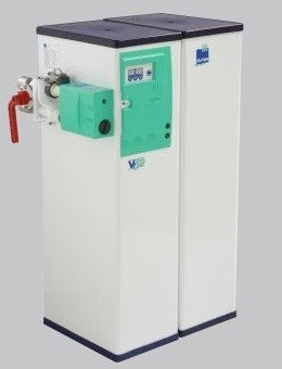 Durlem Vi50 Duo BP Waterontharder Met Bypass  CONNECT