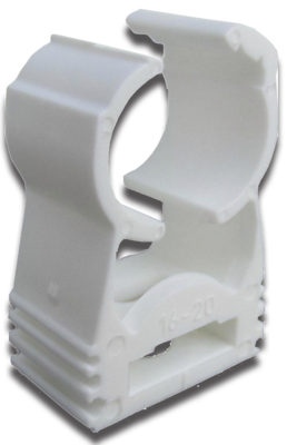 Kunstof Klikbeugel 24-28 mm