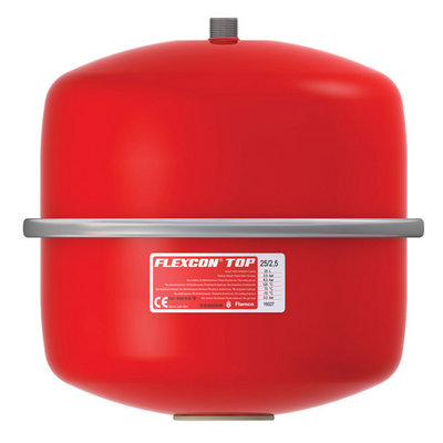 Flamco Flexcon 25 liter / 1.0 bar (Verwarming) - 26256