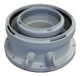 Junkers AZB 931 Adapter 80/125 mm - 7716780184