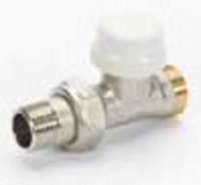 """Begetube Rechte Thermostatische Kraan 1/2""""M x M24"""