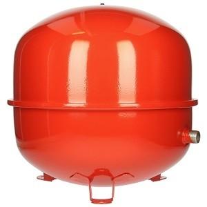 Zilmet CAL-PRO Expansievat 35 liter / 1,5 bar MET POOTJES (Verwarming)