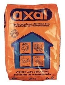 AXAL Pro Zouttabletten 25 kg