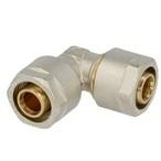 Comisa Knie 2 x 16/2 mm Klemkoppeling